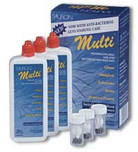Contact lenses Solutions & Cleaners Multi