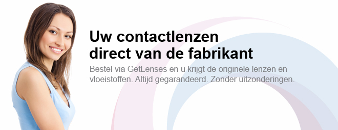 Uw contactlenzen 