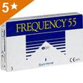 Frequency 55 contactlenzen